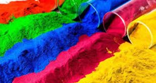 types of dyes and their properties